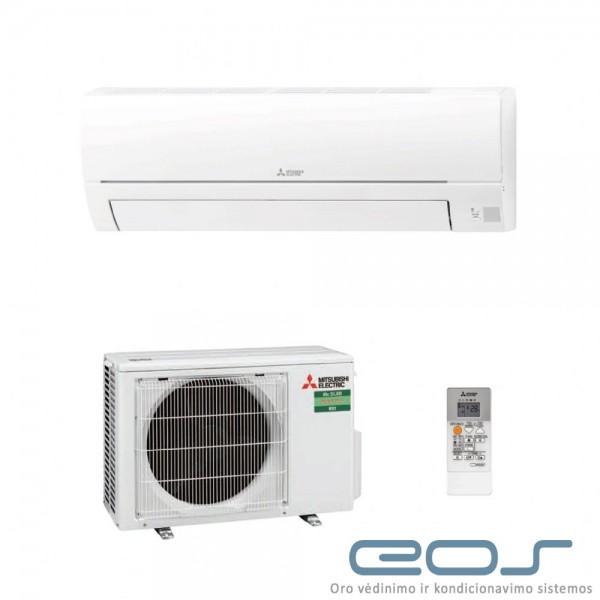 Mitsubishi Electric 5,0/5,4 kW oro kondicionierius - šilumos siurblys (MSZ-HR50VF+MUZ-HR50VF)