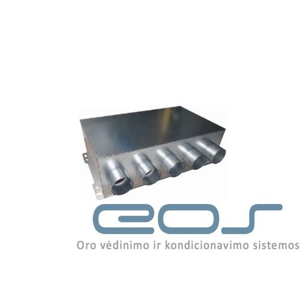 Metalinis paskirstymo kolektorius IPRPJ Ø125/5xØ75 IzolV 1 vnt. 92.52€
