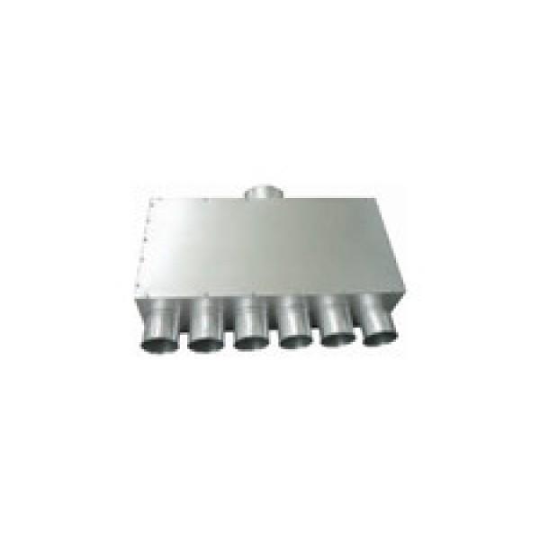 Metalinis paskirstymo kolektorius IPRPJ Ø125/6xØ75 IzolV 111.55€