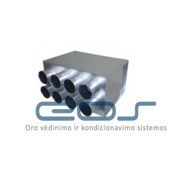Metalinis paskirstymo kolektorius IPRPD Ø160/8xØ75 IzolV 103.05€