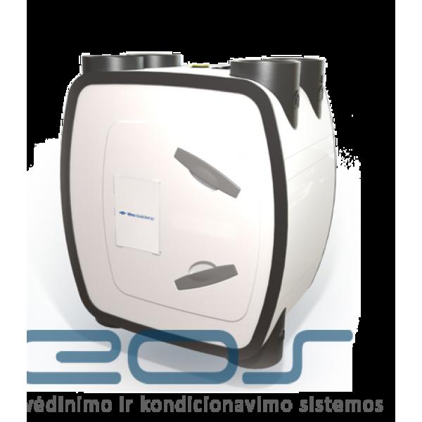 Vėdinimo plokštelinis rekuperatorius Itho Daalderop HRU ECO 350 (su kaloriferiu)